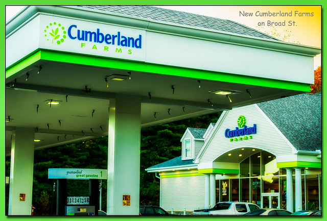 106  365  New Cumberland Farms Gas Station    Store