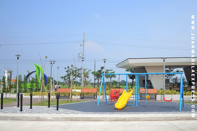 LANCASTER NEW CITY CAVITE TOWNSHIP PLAY AREA.