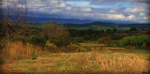 france landscape aude campagne