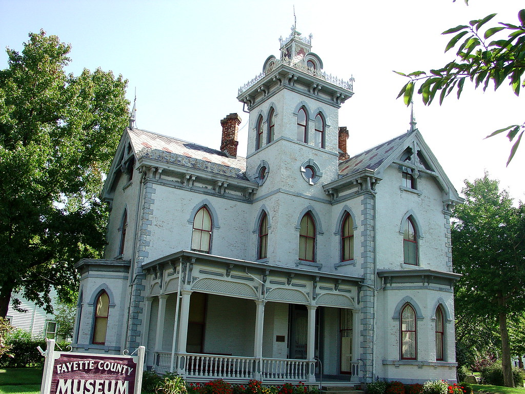 Washington Courthouse Ohio Museum House