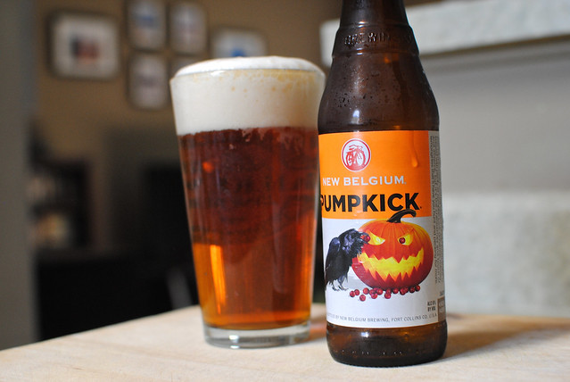 [262/365] New Belgium Pumpkick