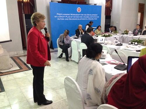 La OMS y el Gobierno de Bangladesh, reconocen el exitoso modelo educativo del CASP