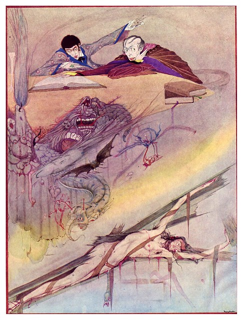 022-Tales of Mystery & Imagination 1923-Harry Clarke- via 50watts.com