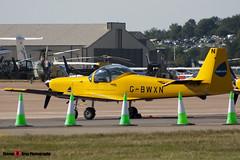 G-BWXN - 2249 - DEFTS Babcock HCS - Slingsby T-67M-260 Firefly - Fairford RIAT 2006 - Steven Gray - CRW_2006