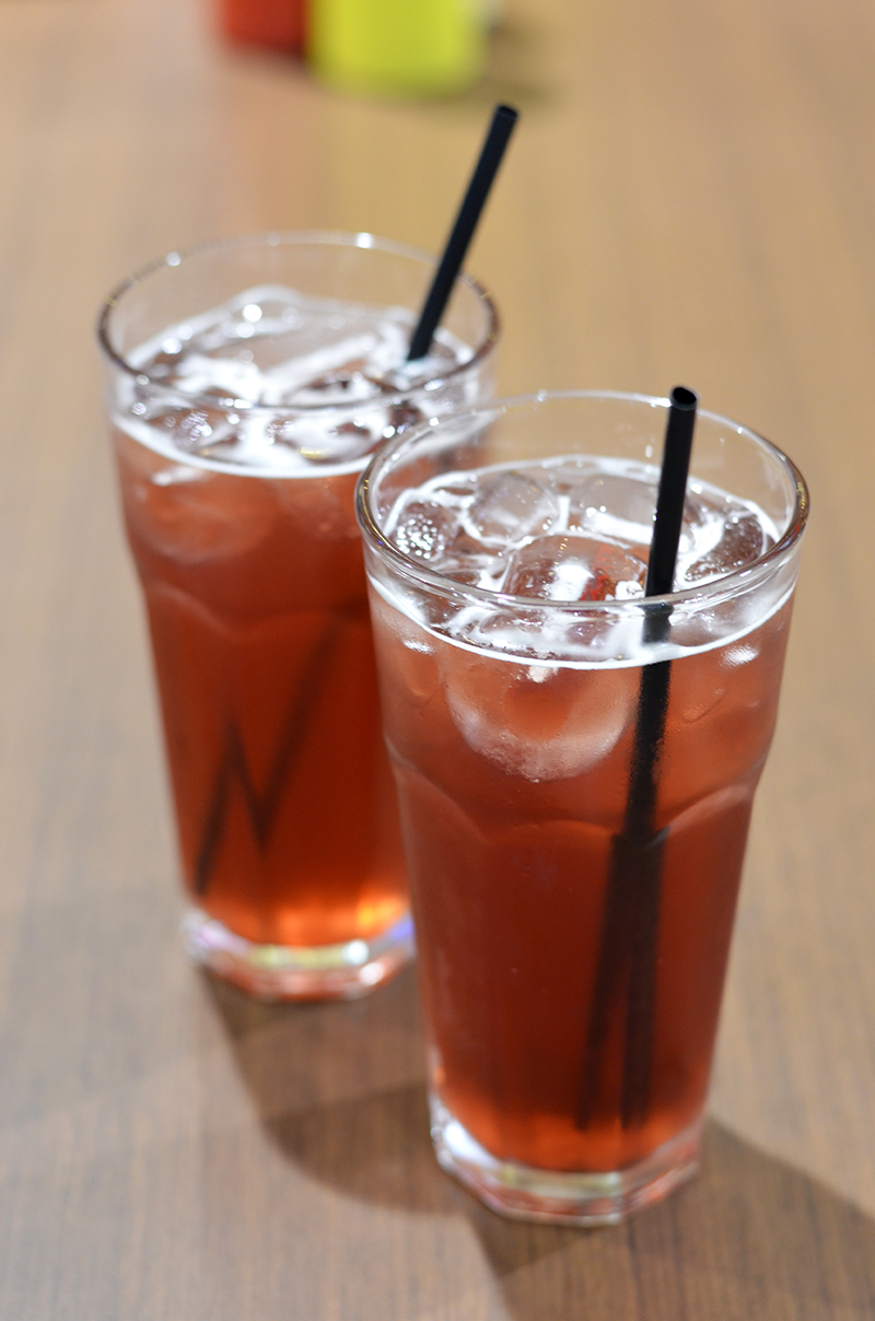 Wham Red Iced Tea