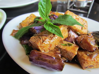 Thai Passion Tofu at Wild Ginger (Downtown)