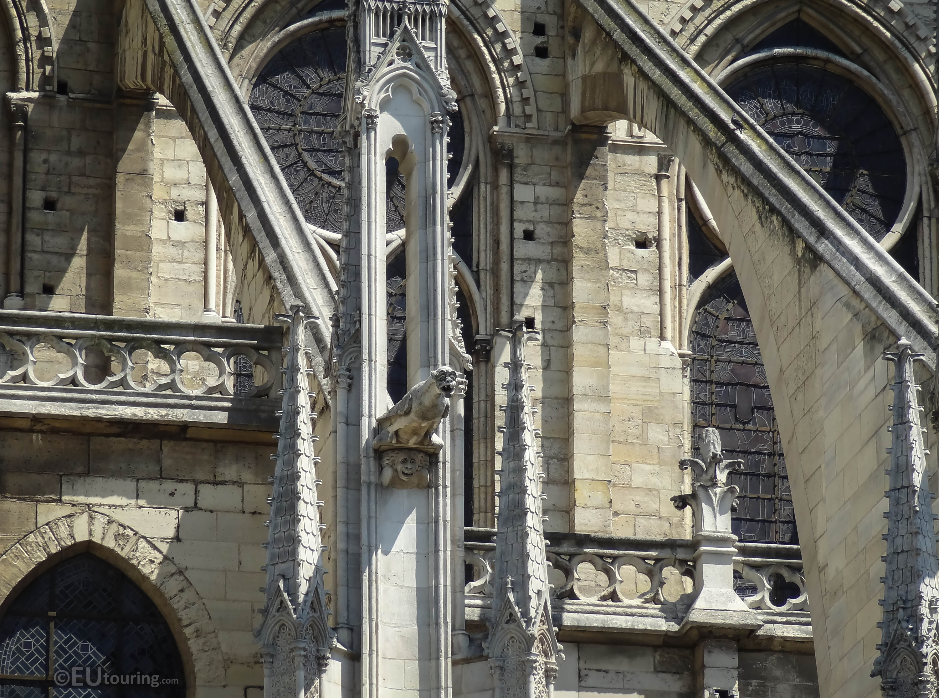 Gargoyle  within architecture