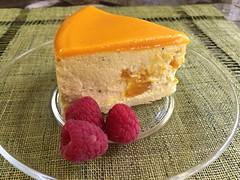 Mango Bango Cheesecake