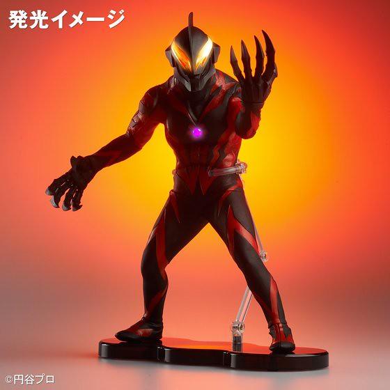 X-PLUS 大怪獸系列 ULTRA NEW GENERATION 「貝利亞(ウルトラマンベリアル) 發光Ver.」最兇最惡現身!