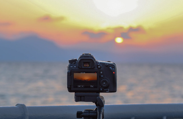 Timelapsing Summer Sunsets