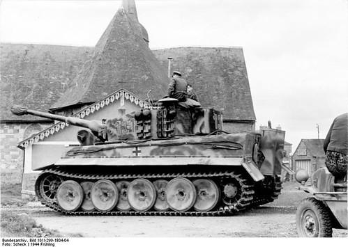 101st SS Heavy Panzer Battalion