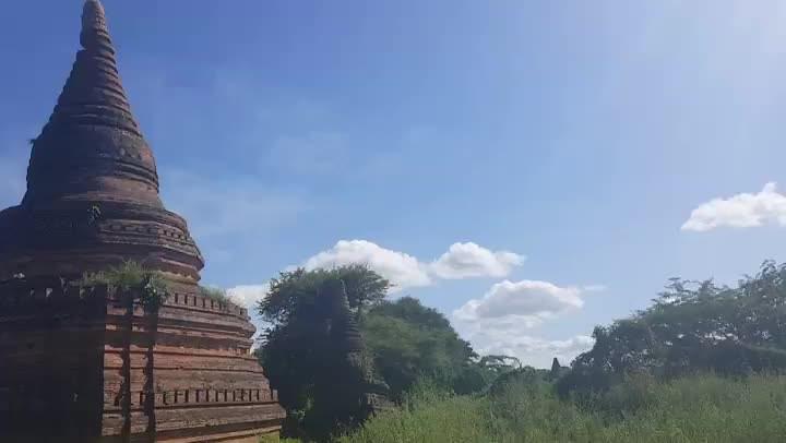 Myanmar : Bagan