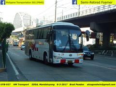 EDSA Buses - Manila Philippines