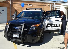 La Habra CA Police - Ford Police Interceptor Utility (1)