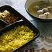 Nasi Kuning + Bakso
