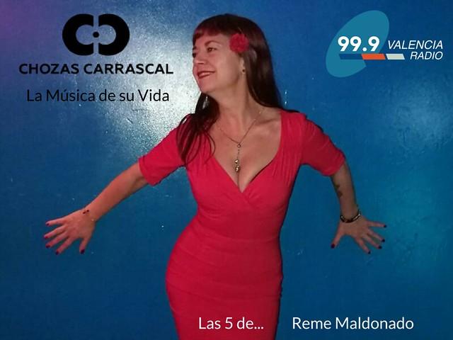 Chozas Carrascal La música de su vida Todo irá bien Paco Cremades Las 5 de Reme Maldonado La Edad de Oro Bar