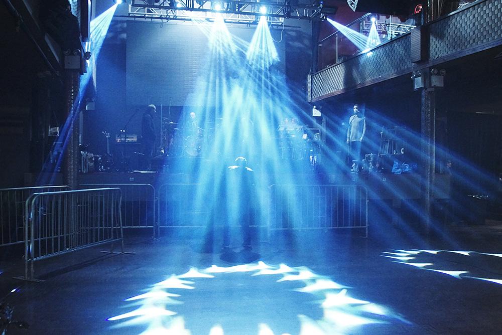 BTS: Zveri @ Stage 48