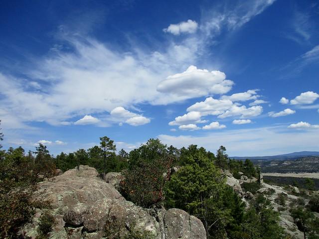 Pretty clouds, Canon POWERSHOT ELPH 160