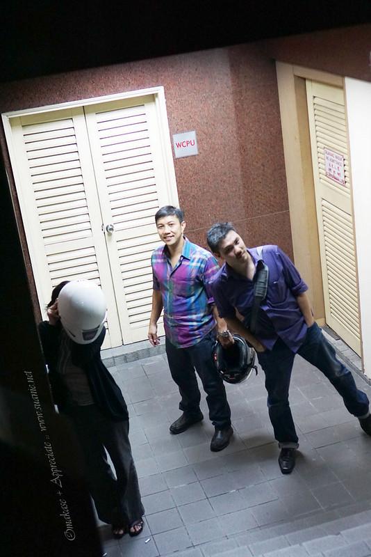 Omakase + Appreciate Kuala Lumpur - hidden entrance