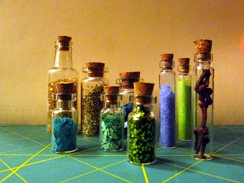 A few potion/spell ingredients