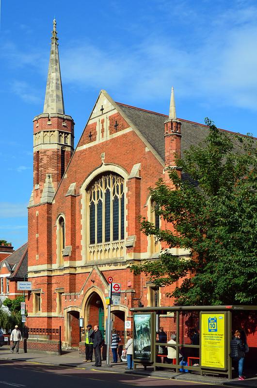 Willesden Green / Baptist Church