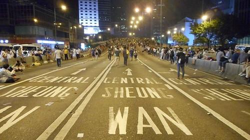 今晩の香港も眠れない1