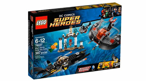 LEGO DC Super Heroes 76027 Box