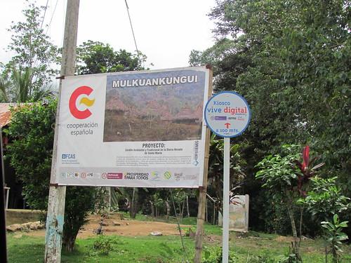 Cordón Ambiental y Tradicional de la Sierra Nevada de Santa Marta