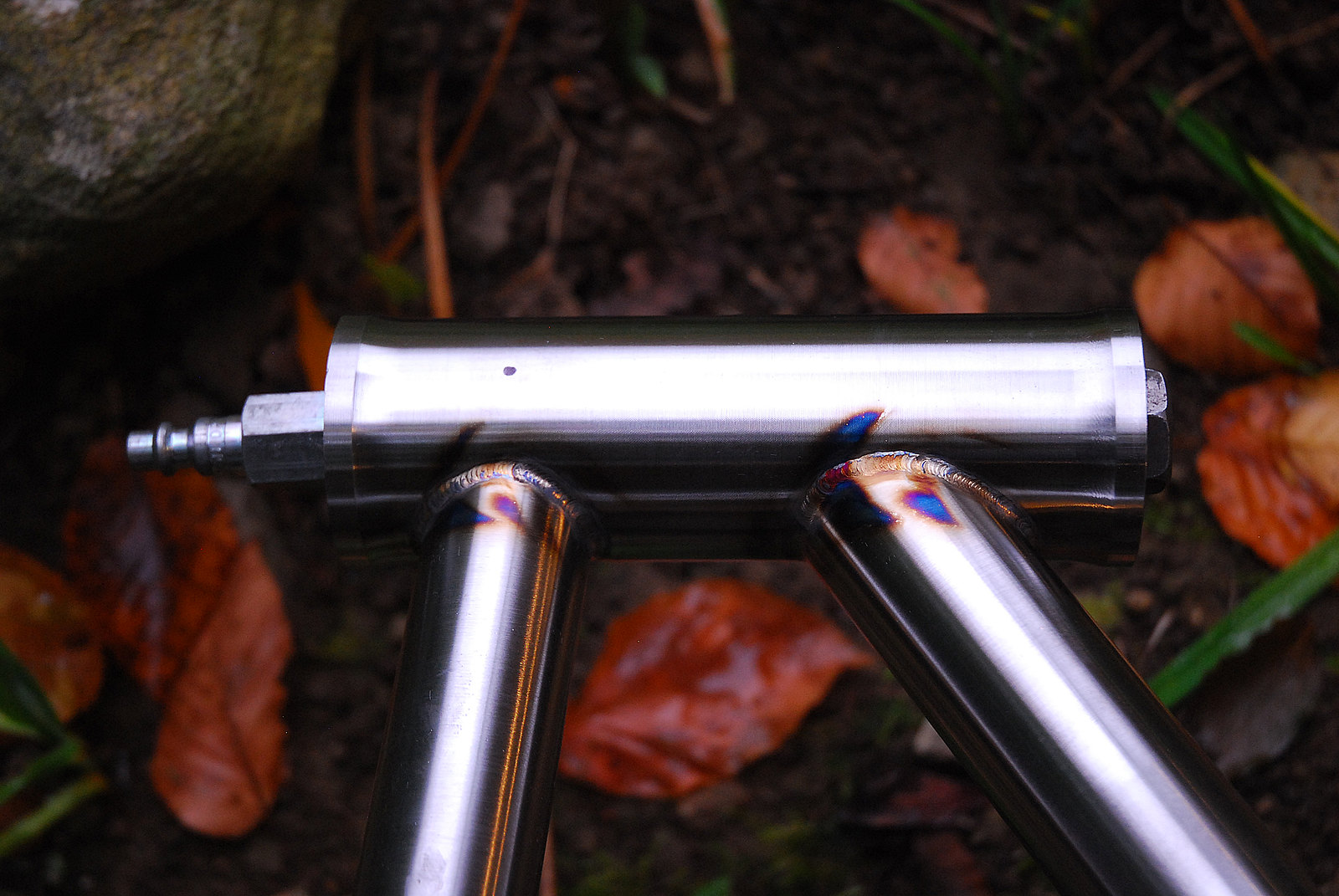 Head Tube Welds