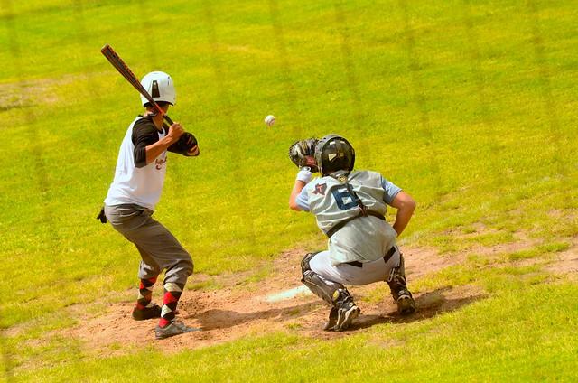 baseball: austin playboys vs marfa's los gallos
