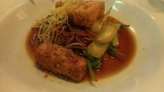 Tofu and Noodles - Rubyos