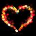 Bokeh Heart by KittyBitty: Manicured Photos