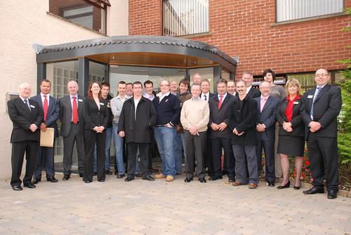 Scottish Association of Master Bakers Visit (SAMB 40)
