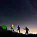 Mountain Nightwalkers by Christopher J. Morley