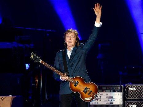 Examiner: Маккартни совершил триумфальное концертное возвращение в Сан-Диего