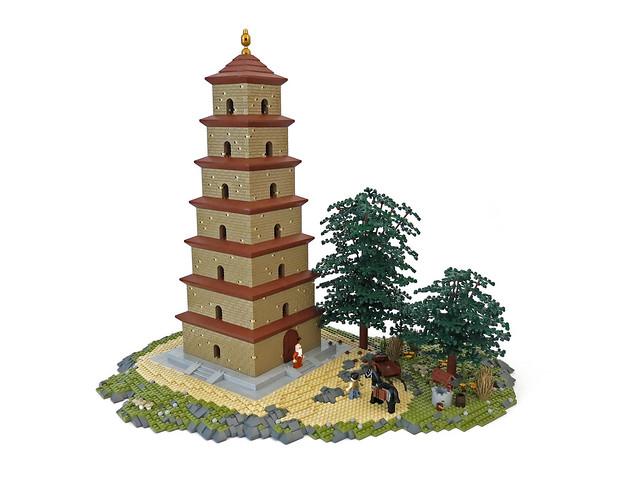 Pagoda of Tomes