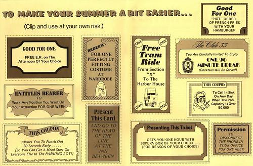 Disneyland summer coupons