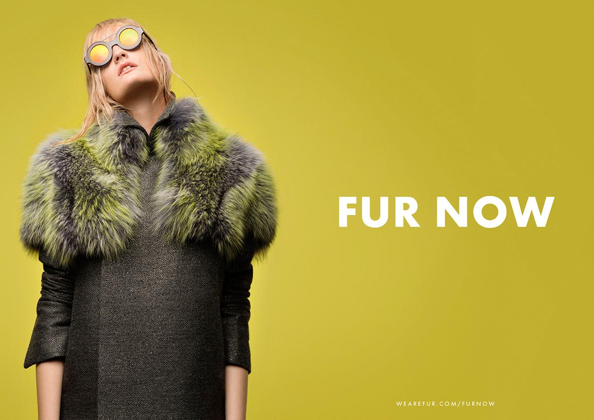 Fur Now 2014 Campaign