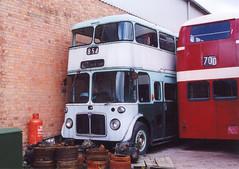 Nottingham Transport Heritage Centre, Ruddington.