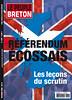 Le Peuple Breton (oct. 2014) - Référendum écossais : les leçons du scrutin