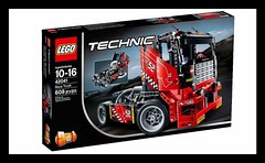 LEGO Technic 42041 - Race Truck