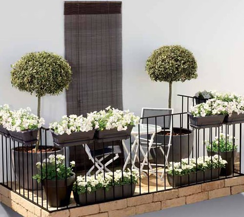 Ideas de Balcones Modernos