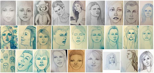 Sept 2014 Faces collection