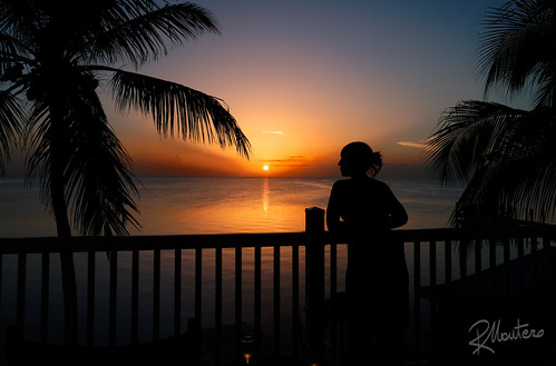 travel sunset sea usa sun palms florida balcony horizon dream floridakeys riccardo mantero potd:country=it