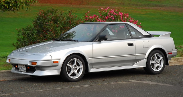 Flickr  The Toyota Mr2 Owners Mk1  1984
