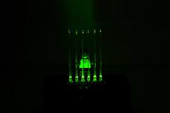 Lego Laser Harp