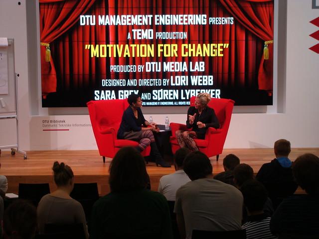 TEMO Lori & Henriette Interview 2