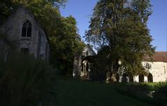 Abbaye Notre-Dame de Fontaine-Guérard