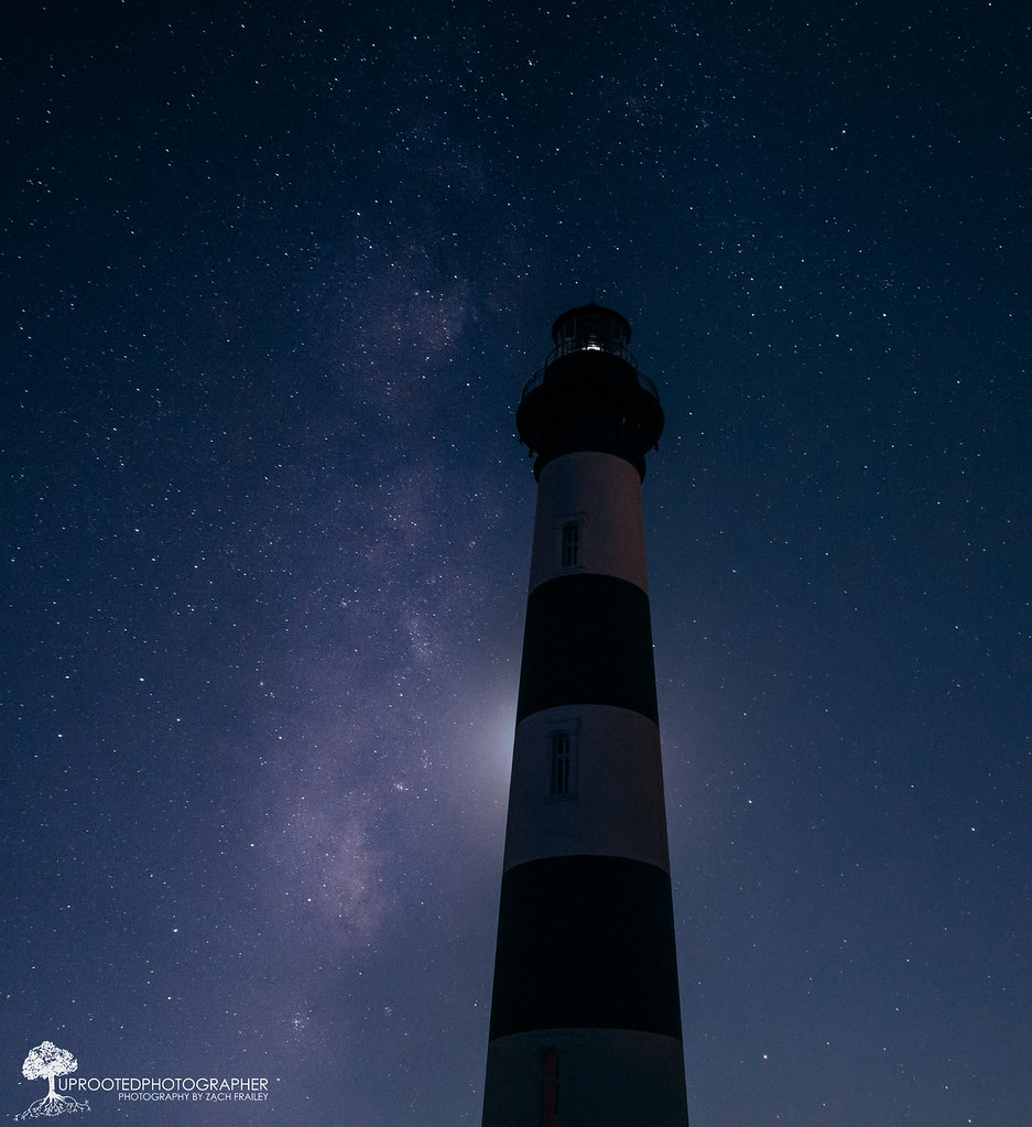 Milky Way at Bodie Island Lighthouse