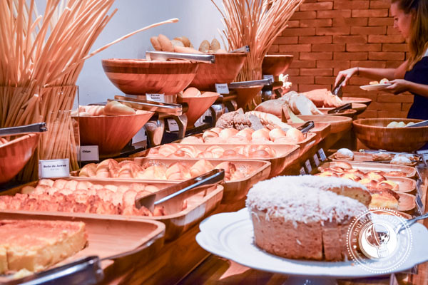 Gran Odara Breakfast Buffet